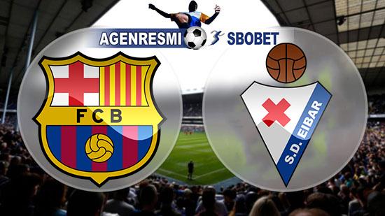 Prediksi Barcelona vs Eibar 14 January 2019